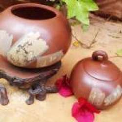 存茶有法·葫芦茶叶罐